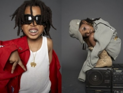 Baby pictures - Lil Jon and Elliot