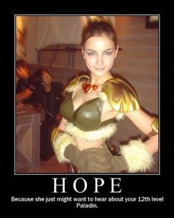 Funny photos - Hope