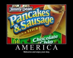 Funny photos - Welcome to America