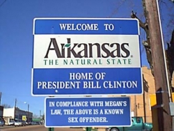 Funny photos - Welcome to Arkansas
