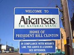 Funny photos - Welcome to Arkansas