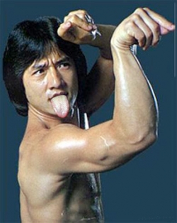 Celebrity photos - Jackie Chan