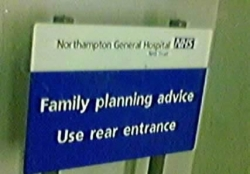 Funny photos - Family planning advice