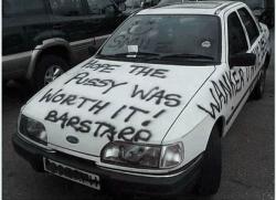 Car photos - Don't cheat on