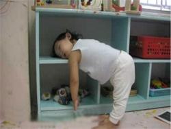 Baby pictures - I'm sleepy