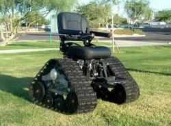 Funny photos - All terrain chair