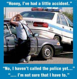 Funny photos - Little accident