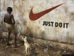 Funny photos - Hey boy, just do it