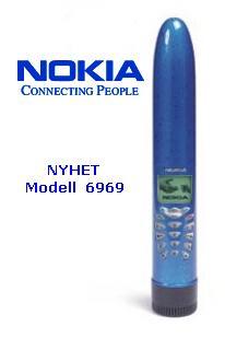 Funny photos - Nokia 6969