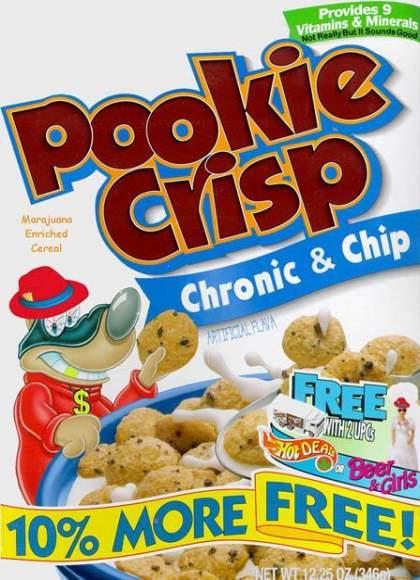 Pookie crisp