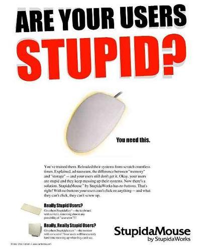 StupidaMouse