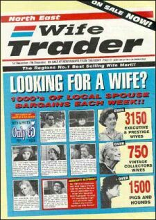 Funny photos - Wife trader