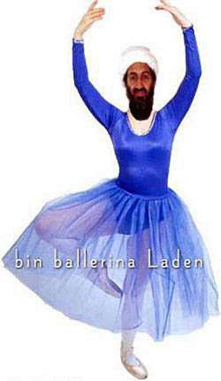 Celebrity photos - Bin ballerina