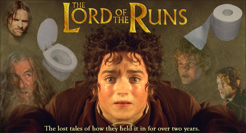The lord of the runs