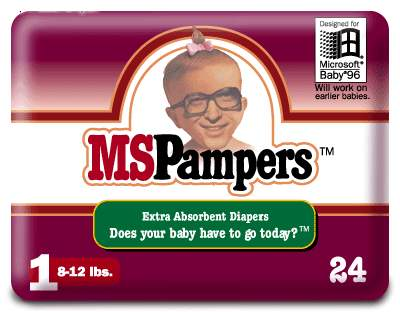 MS pampers