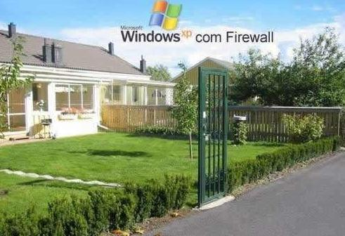 WindowsXP firewall
