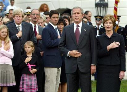 Bush's heart