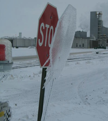Stop or freeze