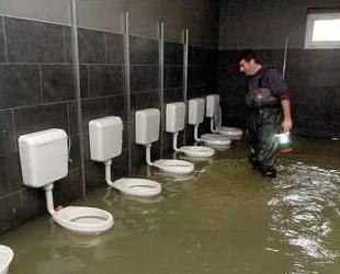 Poor plumber