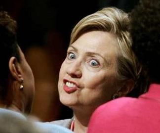 Scary Hillary
