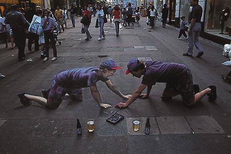 The side walk artists