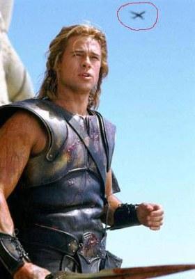 Troy's mistake