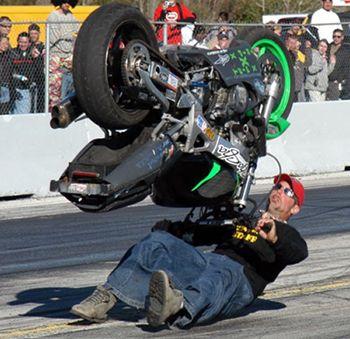 Stubborn moto
