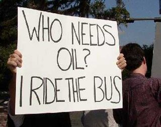 Who need oil?