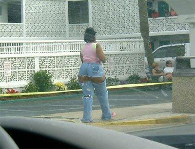 Poor jeans