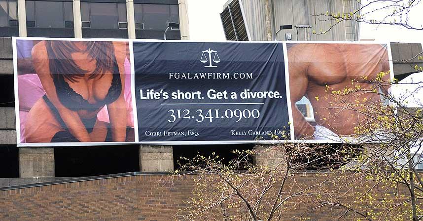 Смотреть новости о порно на рекламном щите