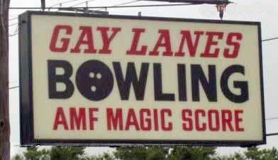 Gay lanes