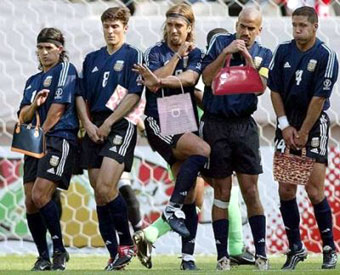 Argentina's wall