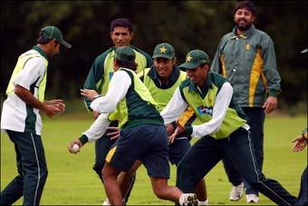 Pakistan's team