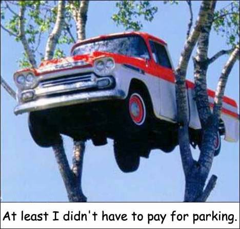 Pay for parking