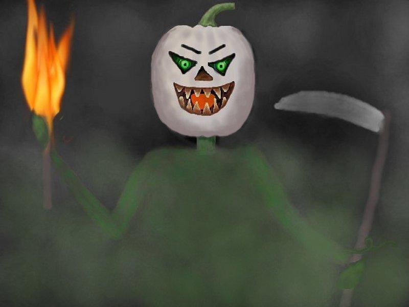 Mr Scary