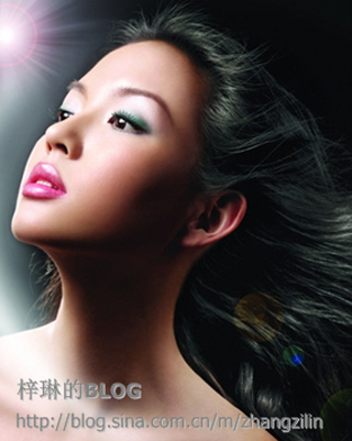Miss World 07 - Zhang Zilin - Fashion 10
