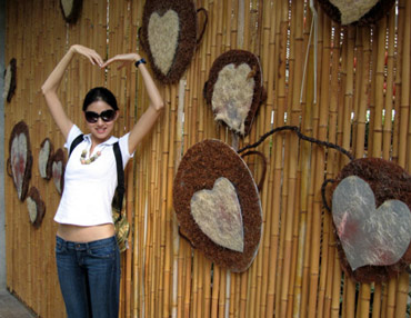 Miss World 07 - Zhang Zilin - Normal life