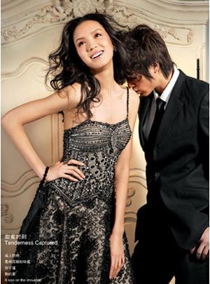 Miss World 07 - Zhang Zilin - Catwalk4