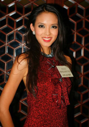 Miss World 07 - Zhang Zilin - Dress