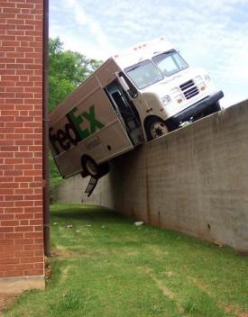 Fed Ex delivery Service