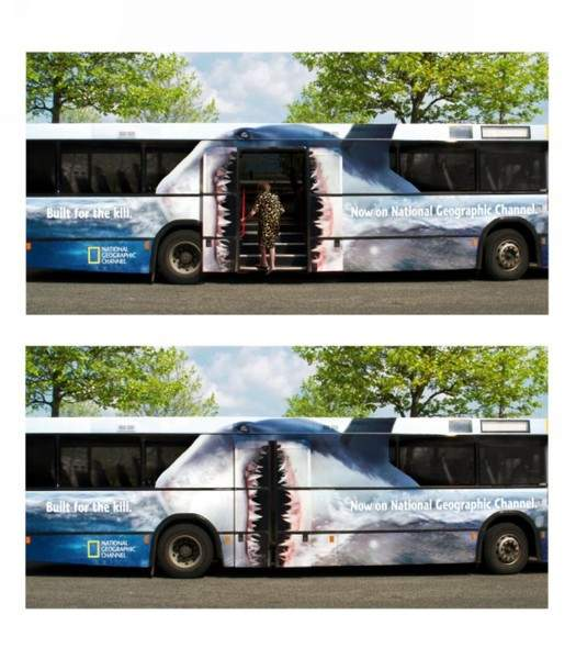 Great bus design