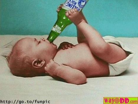 Beer + Baby