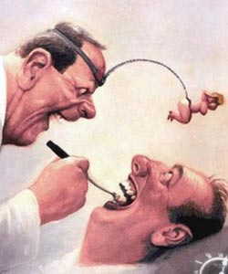 Funny photos - Dentist 2