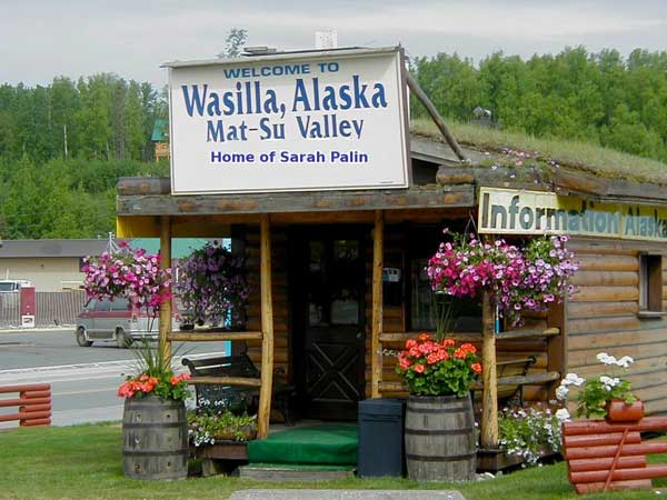 Home of Sarah Palin
