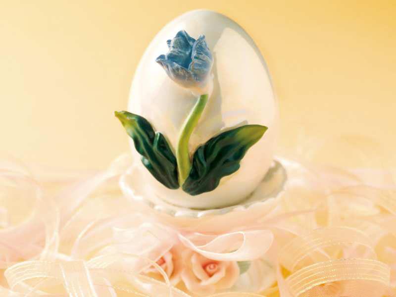 Flower-egg