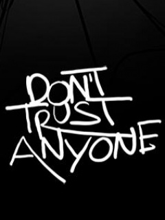 Black and White pictures - Don't trust