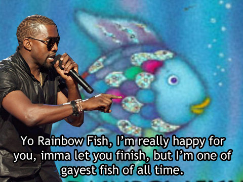 The Gayest Fish of all time