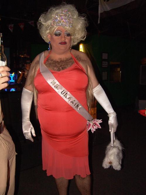 Halloween at Gio's 2007
