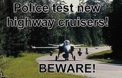Funny photos - Police test