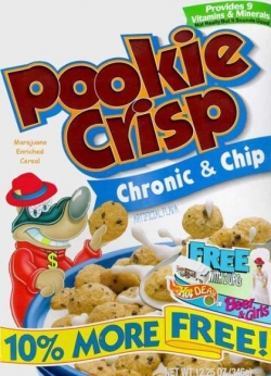 Funny photos - Pookie crisp